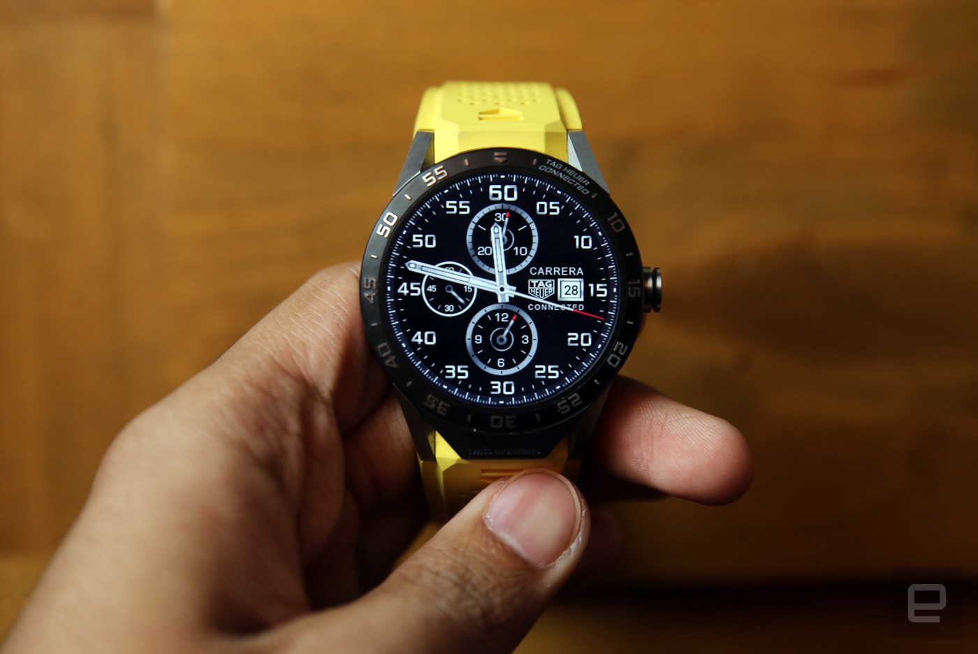 the latest 80d11 960d0 Tag Heuer Connected review: $1,500 for a smartwatch?