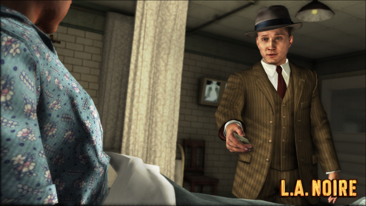 'L.A. Noire' is getting a VR reboot for modern consoles 109