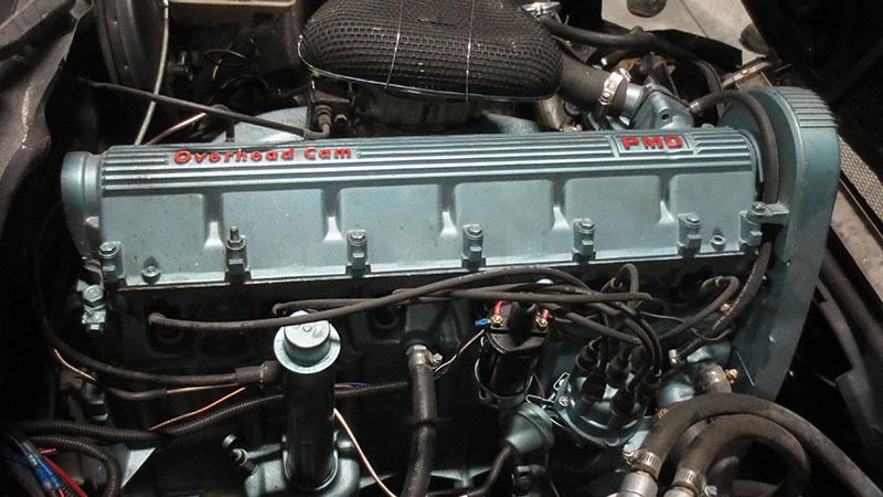 Pontiac OHC Six engine
