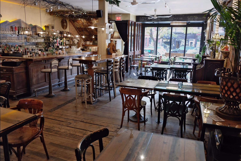 15 restaurants et bars où faire un party de Noël