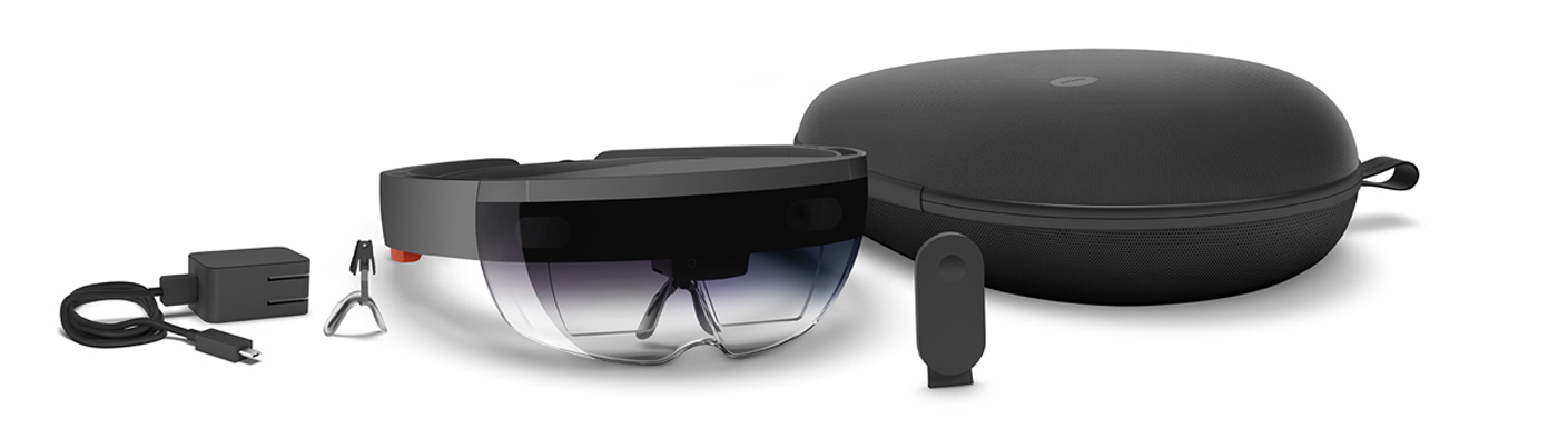 微软 HoloLens 已正式向开发者开放预售
