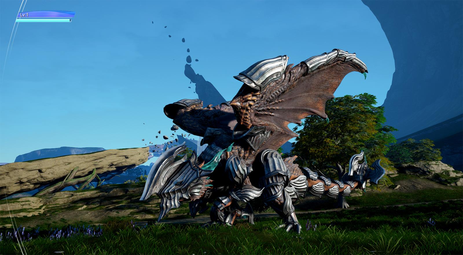 Thuban dragon armor