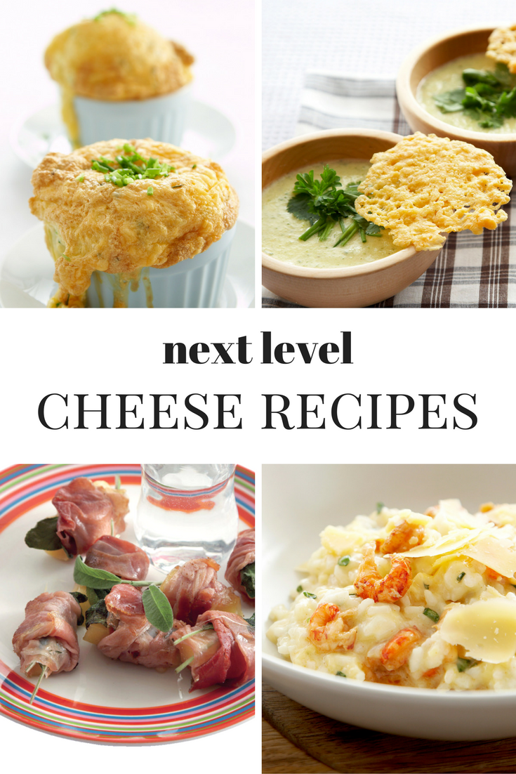 These Delicious Recipes Prove You Can Add Cheese To