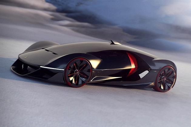 フェラーリのデザイン・コンテスト、最優秀作品は「マニフェスト」に決定(ビデオ付)