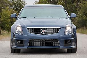 Such Sweet Sorrow Cadillac S Cts V Gets An Irish Wake Autoblog