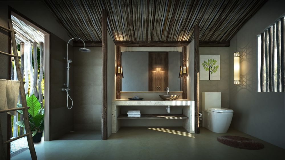 Bathroom Decorating Ideas Pinterest: IN PICTURES: 9 Top 2018 Home Decor Trends According To