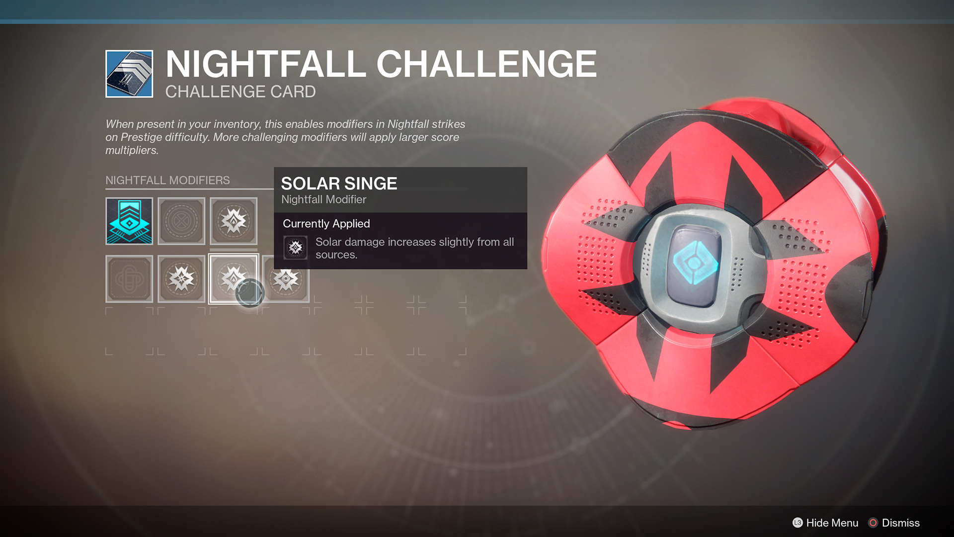 Destiny 2's Nightfall Strikes and Raid Lairs are set to change