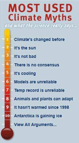 How To Explain Climate Science To That Person Who Just Won't