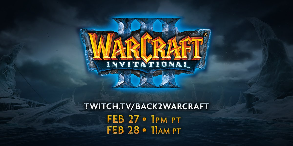 Blizzard will host a tournament for the 15-year-old 'Warcraft III'