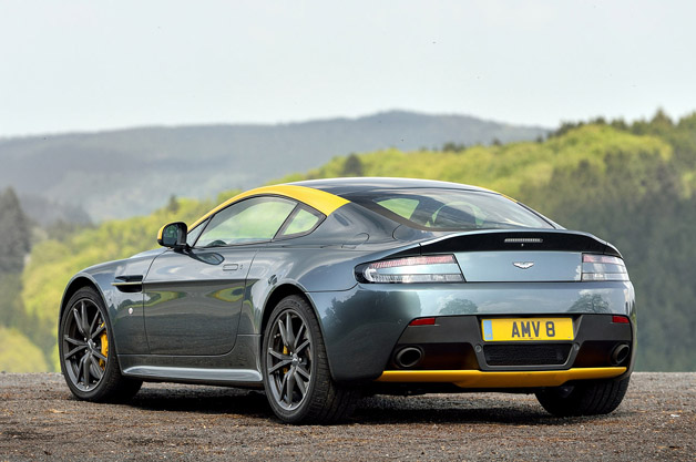 Aston Martin V Vantage GT First Drive Autoblog - Aston martin gt