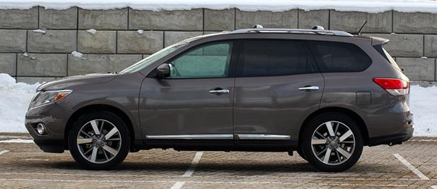 2013 Nissan Pathfinder Wrap Up Wvideo Autoblog