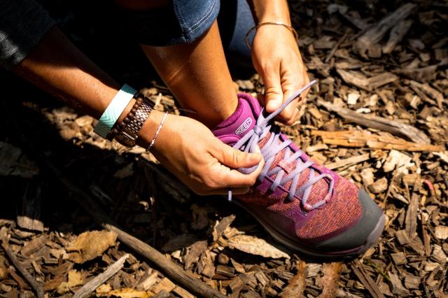 KEEN women's walking boots