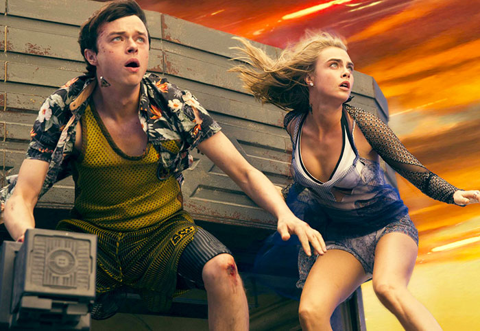 Luc Besson on 'Valerian' and his return to bold, inventive sci-fi
