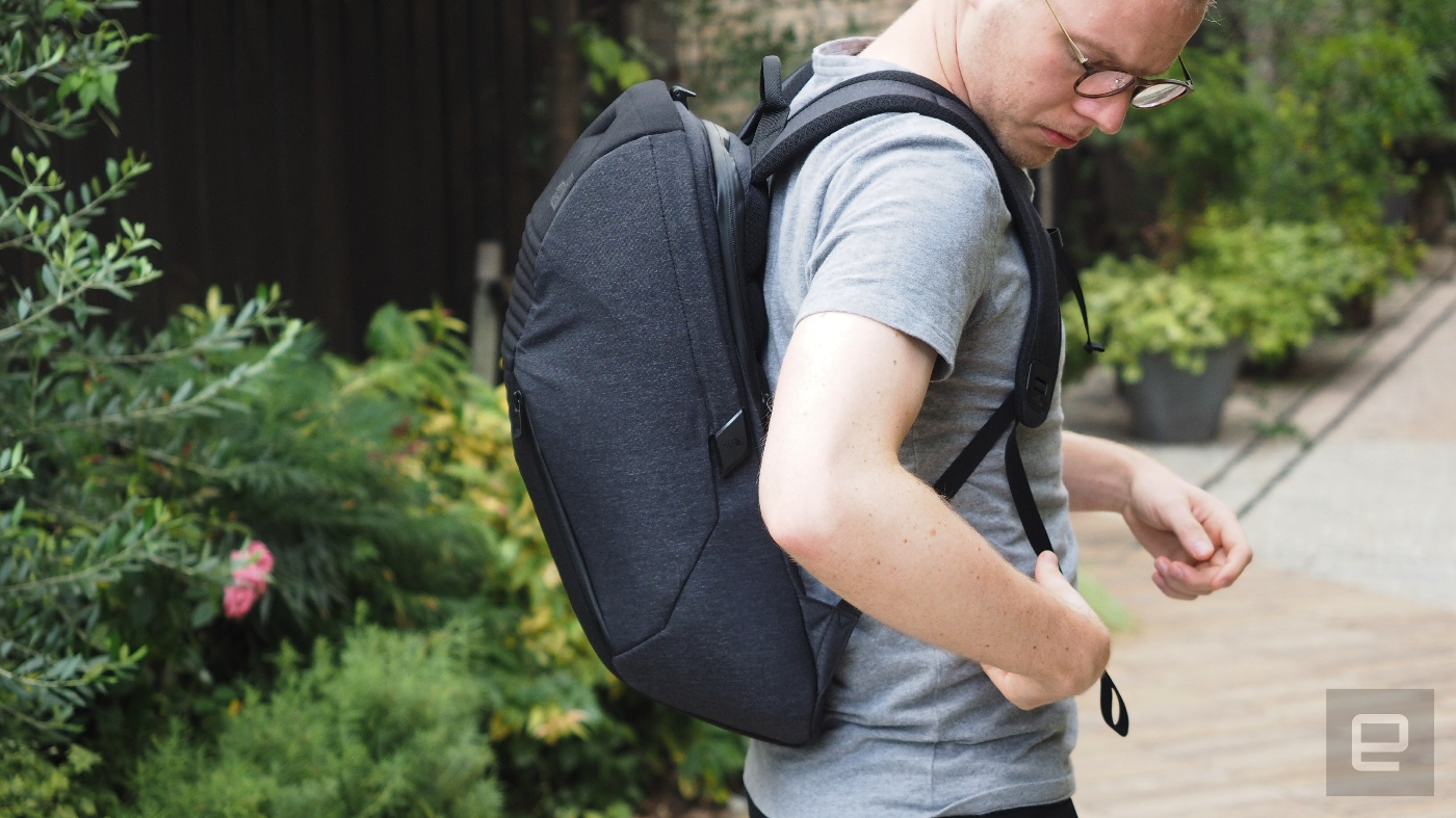 ad1dc26b1 North Face's Access Pack was made for obsessive gadget lovers