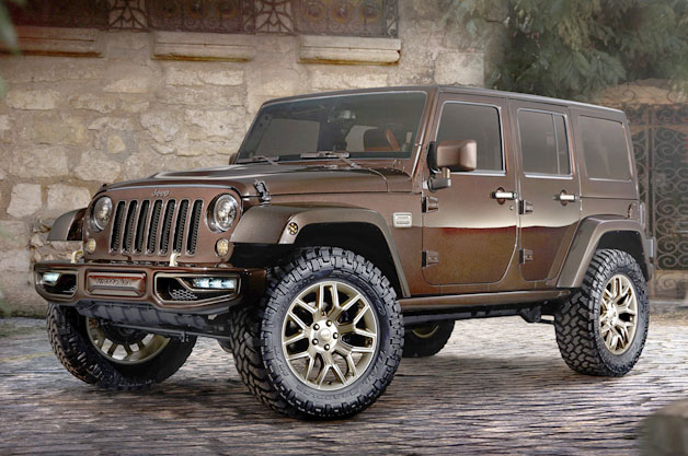 Jeep Wrangler 7 Seater Price >> Picture Of Copper Brown Jeep.html | Autos Post