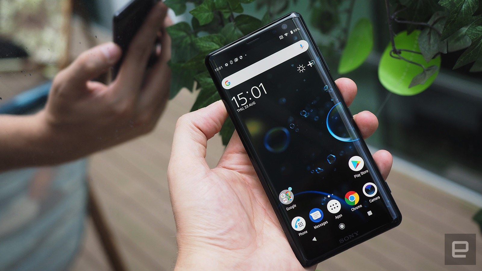 Sony Xperia XZ3 with OLED display, Snapdragon 845 launched at IFA 2018