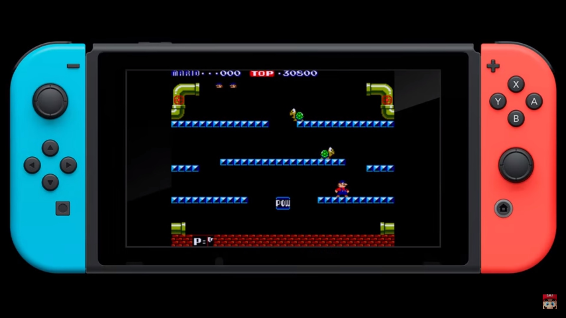 Mario Bros Is The Switch S First Classic Game Engadget