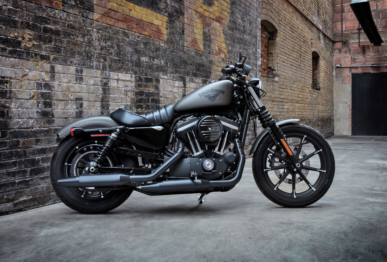 Harley Davidson: Harleys Sold In The US Will Still Be Built In The US