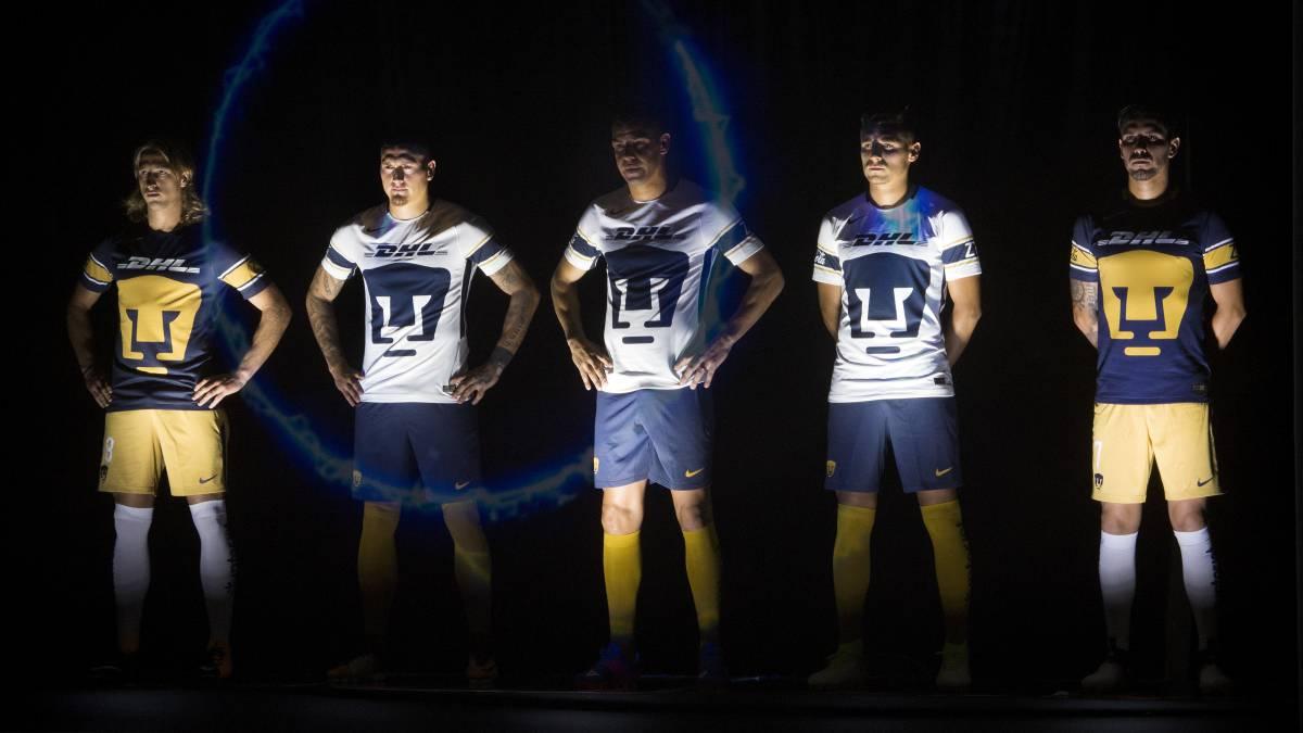 Estos son los mejores jerseys de Pumas vs los jerseys del