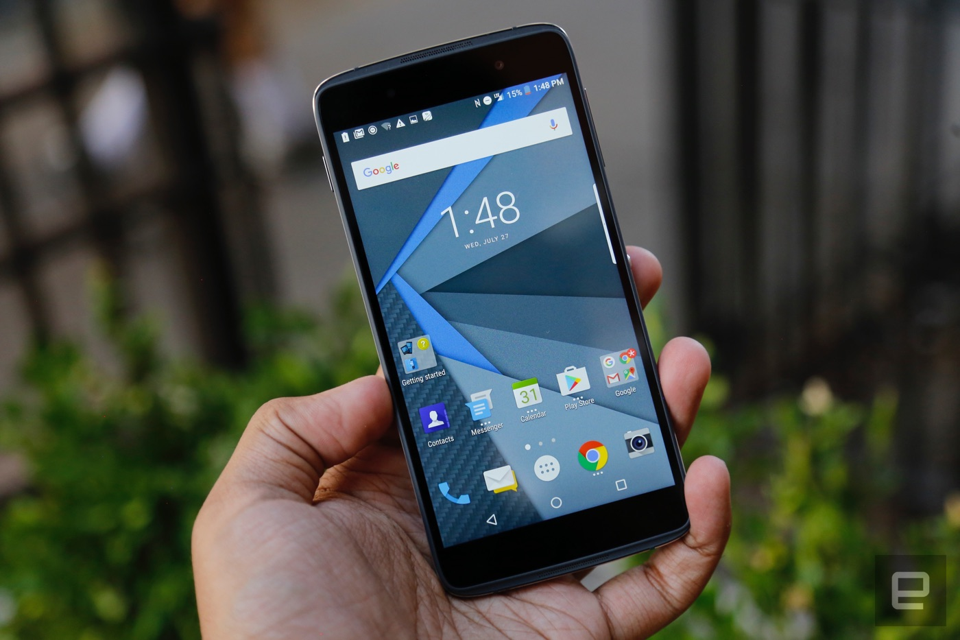 Blackberry Dtek50 Review Cheap Secure And Better Than