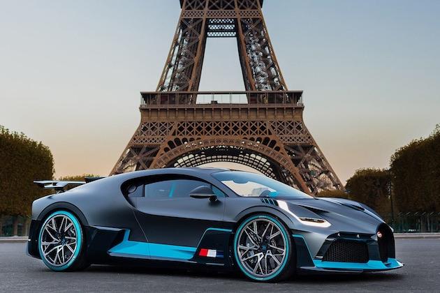 【パリモーターショー2018】ブガッティ、SUVの製造も検討していることが社長の発言から判明!