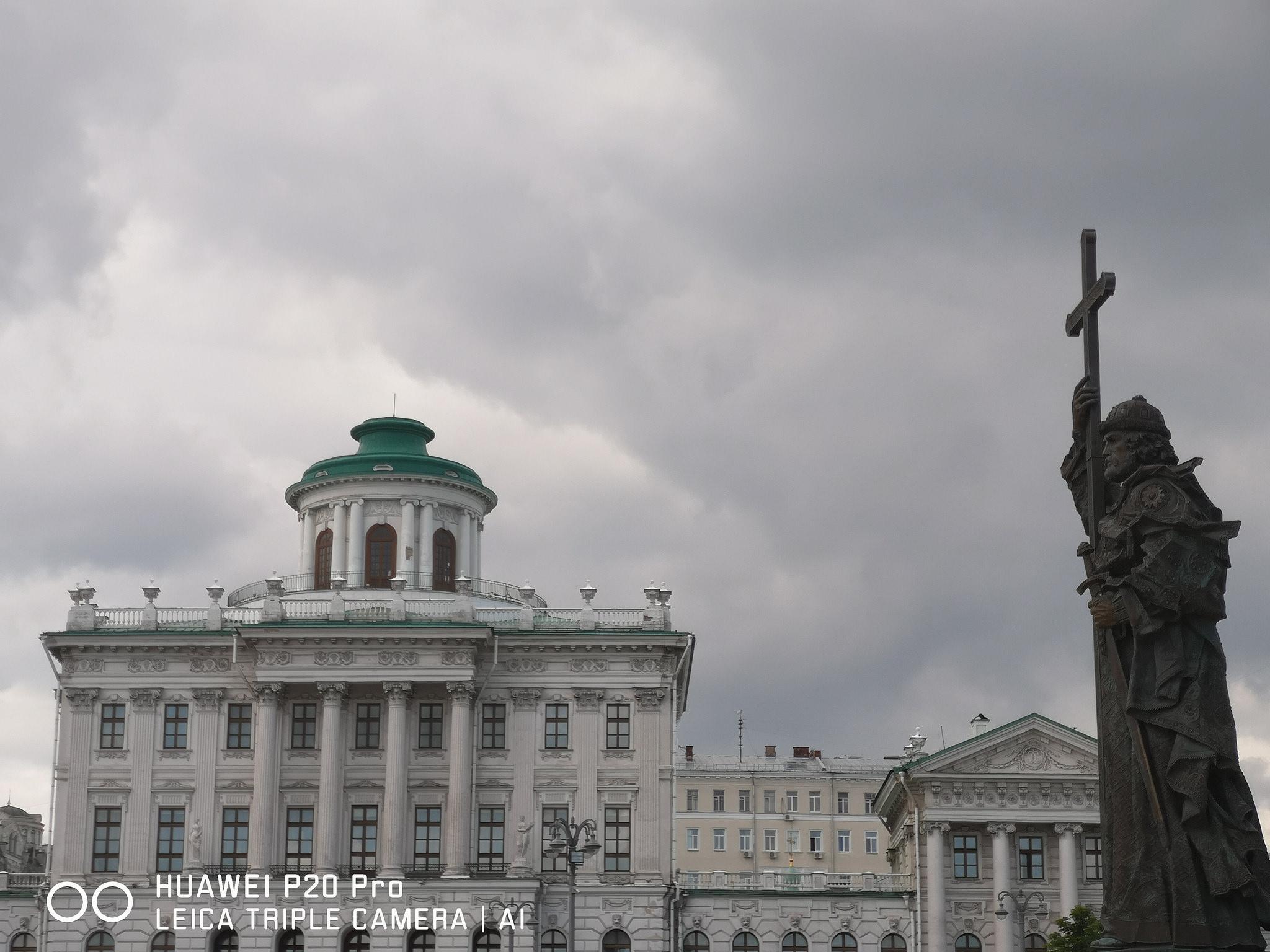 Historias de viajeros en Rusia: Vladimir, el
