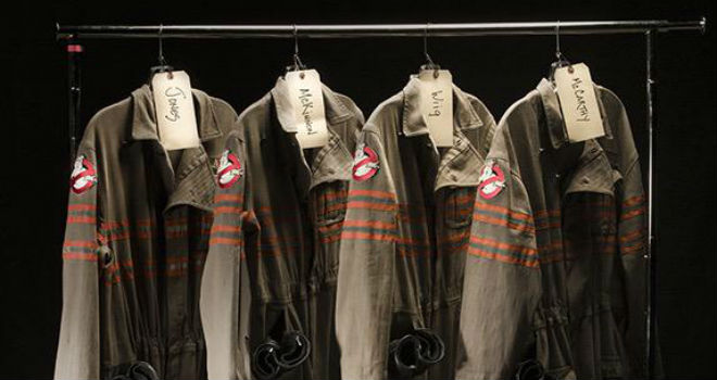 ghostbusters 2016 costumes