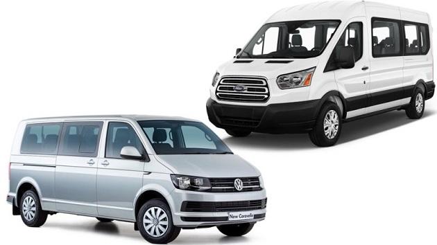 フォードとフォルクスワーゲン、商用車の共同開発・生産を検討中