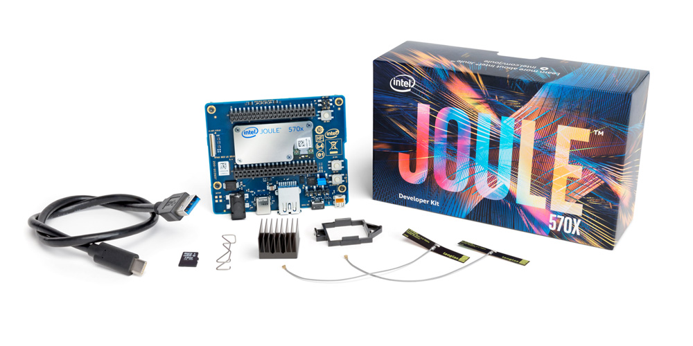 Intel's Joule is its most powerful dev kit yet
