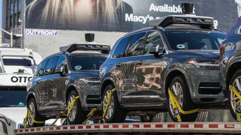 Uber、自動運転タクシーのテスト拠点をカリフォルニアからアリゾナへ移転