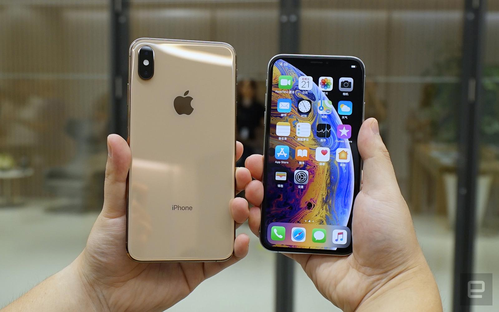 iPhone XS 和 iPhone XS Max 更多把升级专注在内功上