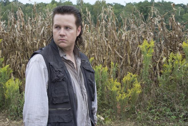 Dr. Eugene Porter (Josh McDermitt) - The Walking Dead _ Season 4, Episode 11 - Photo Credit: Gene Page/AMC