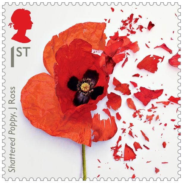 New stamp to commemorate WW1