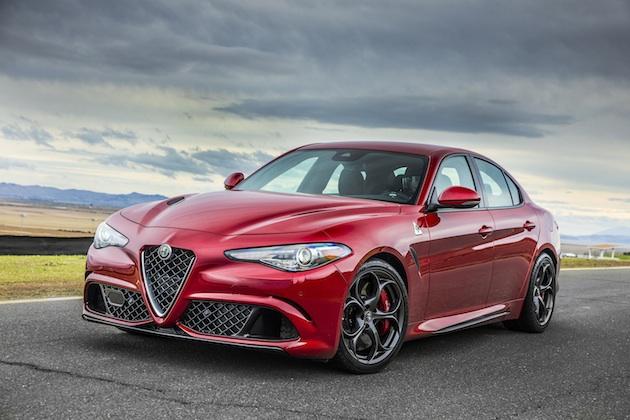イタリア車のアルファ ロメオ「ジュリア クアドリフォリオ」が、今年の「カー・オブ・テキサス」に選ばれる!