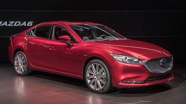 マツダ米国法人社長、「Mazda6(アテンザ)」で2.5Lターボ・エンジンと4輪駆動の組み合わせは「できないと思う」と発言