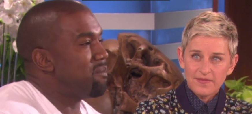 Kanye West Just Went On The Most Kanye West Rant