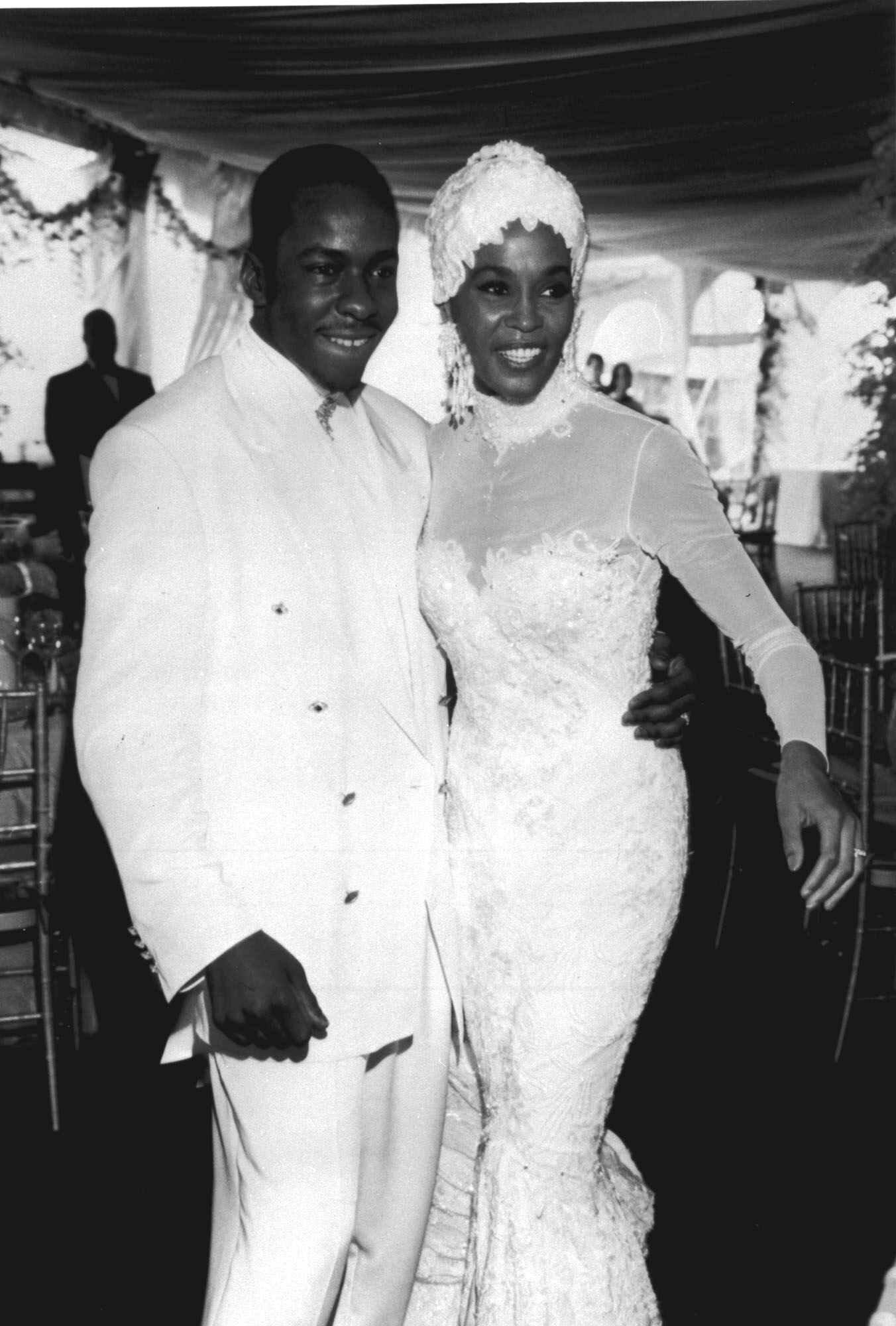 HOUSTON BROWN WEDDING
