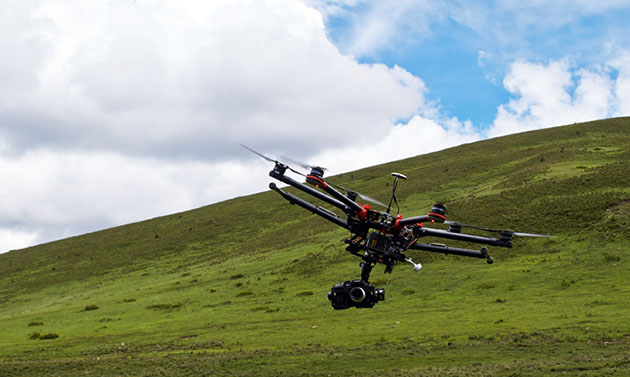 Google's Project SkyBender revealed: Solar powered drones to ...