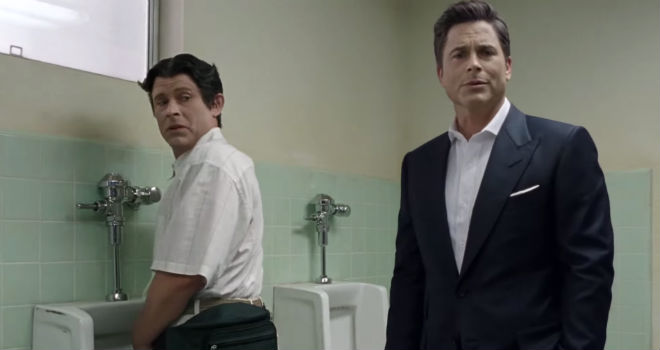rob lowe painfully awkward directv commercial
