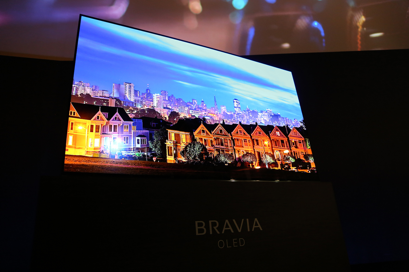 Sony upgrades its 4K line with Dolby Vision     and OLED