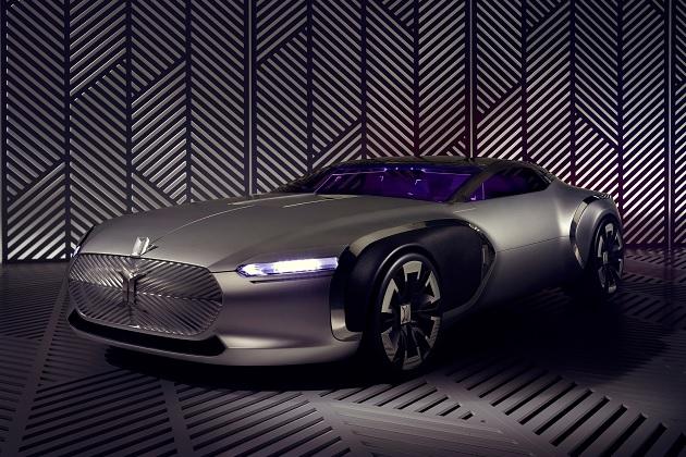 ルノー、建築家ル・コルビュジエの没後50年を記念したコンセプトカー「「クーペ・コルビュジエ」を公開!