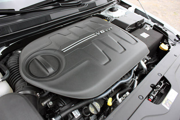 Chrysler 200 v6 specs