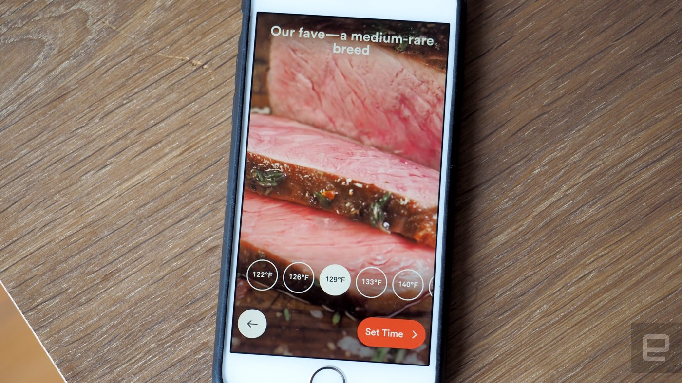 joule proves sous vide cooking doesn t have to be intimidating