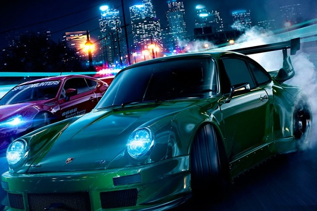 【ビデオ】人気レーシングゲーム『ニード・フォー・スピード』最新作のティーザー映像が公開!