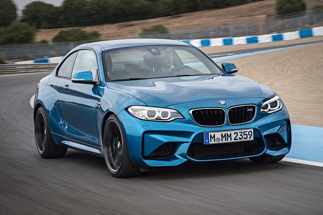 BMW、「M2」と「X4 M40i」を北米国際自動車ショーに出展