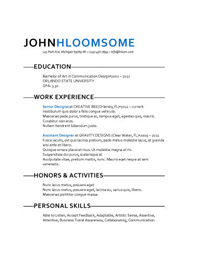 ... Or Making A Career Change, You Can Still Have A Great Resume. Here Are  Some Templates For Candidates Who Might Be Light On Previous Experience.  How To Have A Great Resume