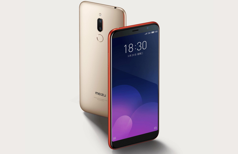 魅蓝 6T 是魅族第一款后置指纹手机