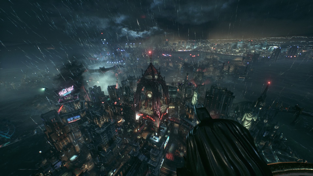Batman: Arkham Knight PC, Xbox One, and PS4 File Size ...