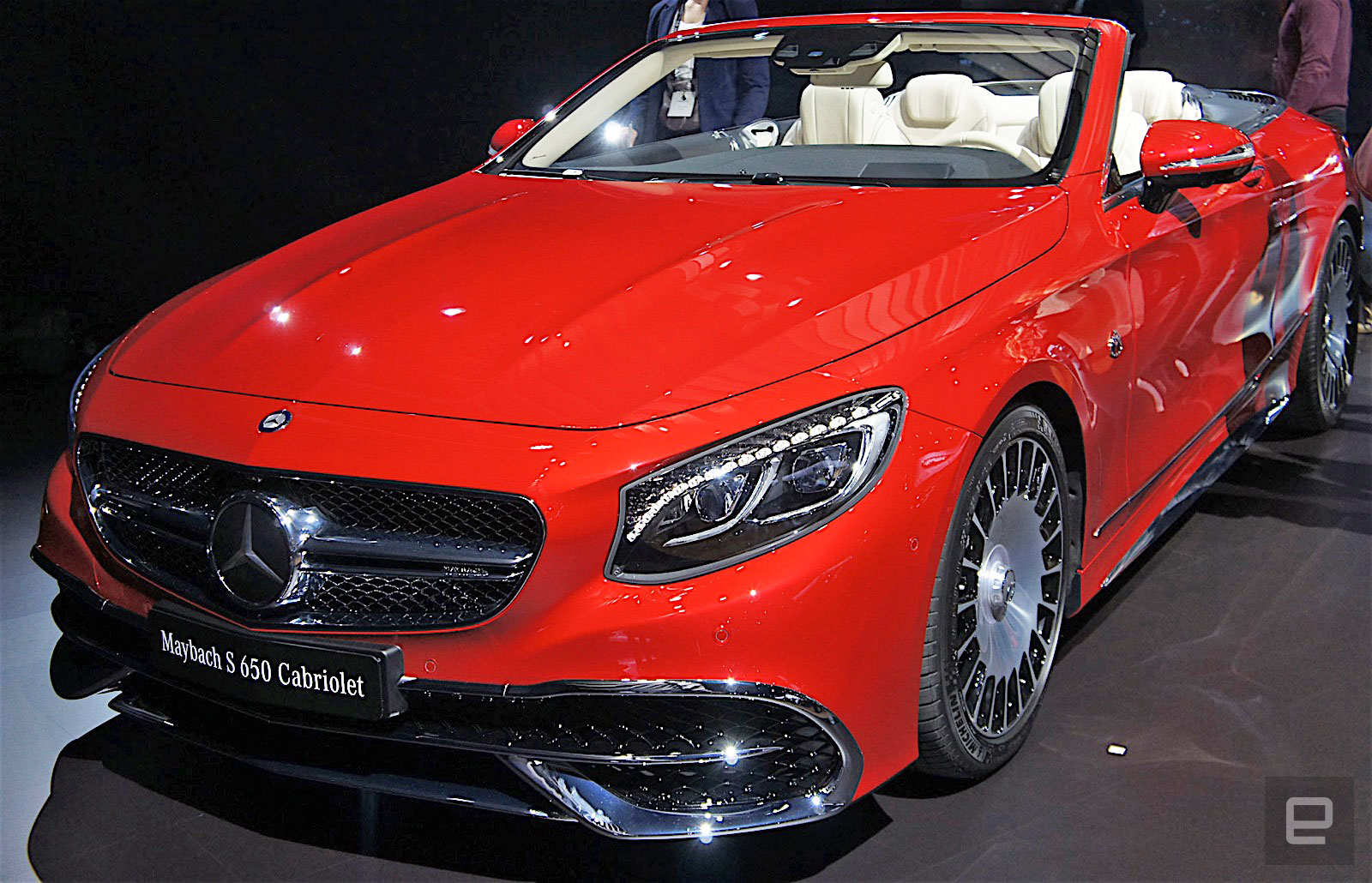 Mercedes maybach s650 39 s top feature is exclusivity for Mercedes benz s650 price