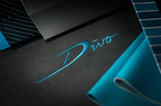 ブガッティ、コーナーリング性能を磨き上げた限定モデル「ディーヴォ」の発表を予告! 40台限定生産で価格は500万ユーロ!
